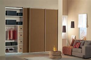 Armoire Pour Chambre : placard encastrable chambre qo71 jornalagora ~ Teatrodelosmanantiales.com Idées de Décoration