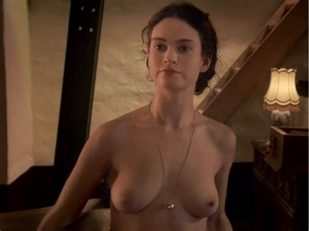 #Lily #James #Nude #Sex #Scene #The #Exception