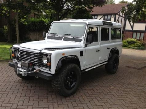 Find Used Land Rover Defender 110 Lhd 1984 With Clear Nj