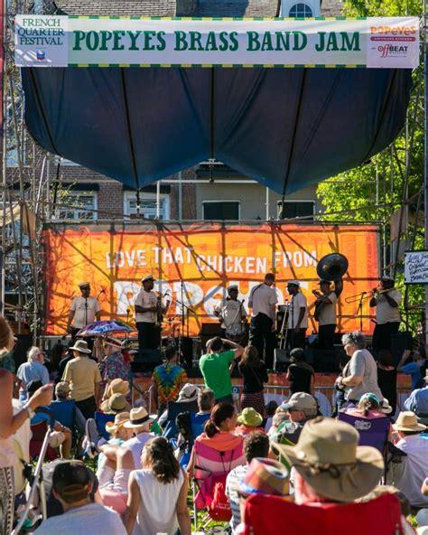 orleans calendar festivals