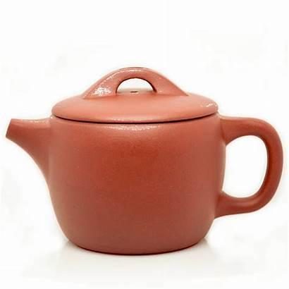 Clay Teapot Po Jiang Ni Sha Palm