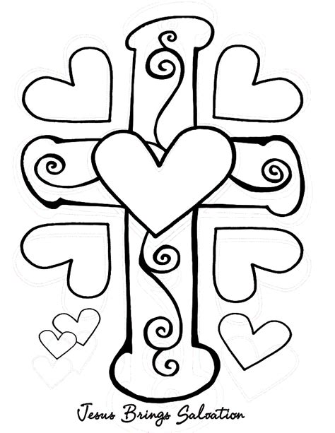 bible coloring pages for sunday school lesson 303 | Brings Salvation