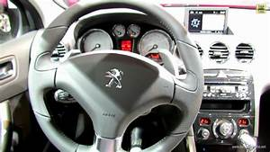 2013 Peugeot 308 Allure Diesel At 2012 Paris Auto Show
