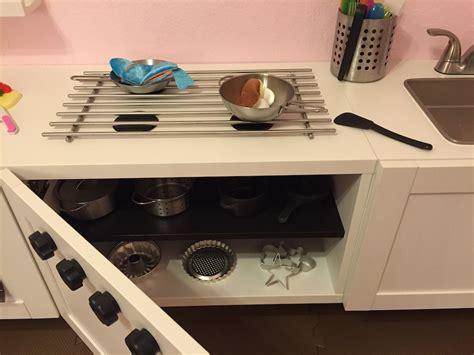 creer sa cuisine chez ikea une cuisine de professionnel pour enfant bidouilles ikea