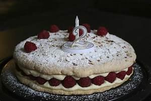 Idée Recette Anniversaire : recette g teau d 39 anniversaire aux framboises 750g ~ Melissatoandfro.com Idées de Décoration