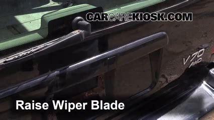 book repair manual 2000 volvo s70 windshield wipe control rear wiper blade change volvo v70 1998 2000 1998 volvo v70 awd 2 4l 5 cyl turbo