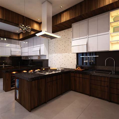 20 Model Desain Dapur Minimalis, Manis Dan Berbeda