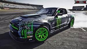 2013 Ford Mustang RTR - Vaughn Gittin Jr. - Formula Drift 2013
