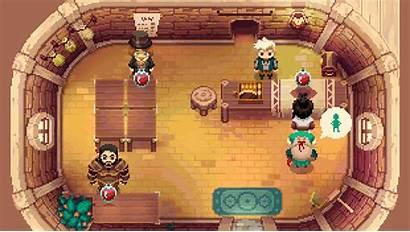 Moonlighter Games Kickstarter Rpg Rogue Pixel Shopkeeper
