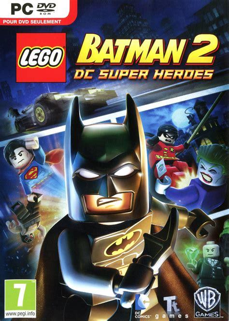 lego batman  dc super heroes sur pc jeuxvideocom