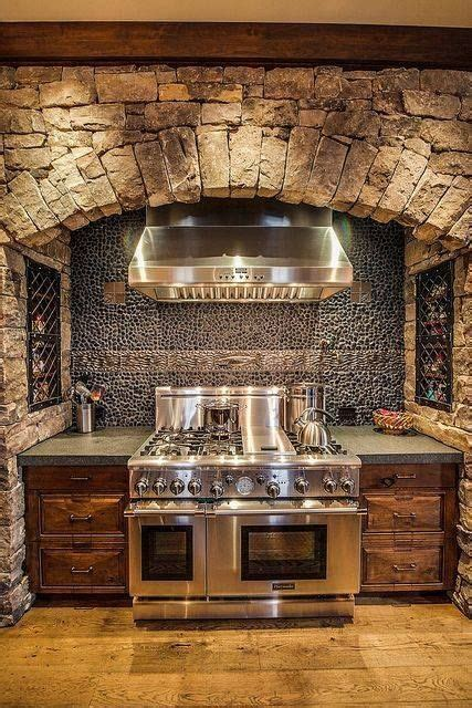 Imagine the wonderful meals we'd create if our stove area