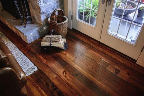 Antique Heart Pine   Sylvan Brandt