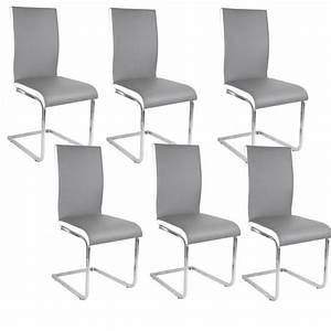 Chaise Blanche Et Grise : chaise blanche et grise le monde de l a ~ Teatrodelosmanantiales.com Idées de Décoration