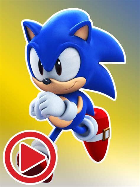 Classic Sonic Running Animation