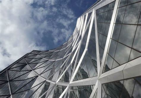 formakers tower opens  calgary norman foster