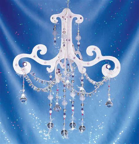 home dzine craft ideas   cardboard chandelier