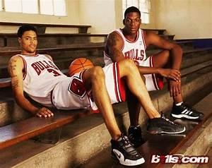 Tyson Chandler U0026 Eddy Curry Hoop Dreams Basketball