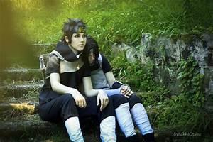 cosplay Uchiha Shisui/Itachi anbu by Zombie-Uchiha on ...