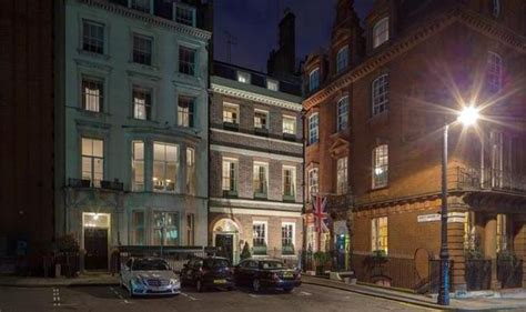exclusive luxury mayfair mansion rented