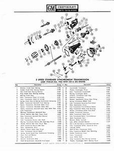 1966 Chevy El Camino Parts Catalog
