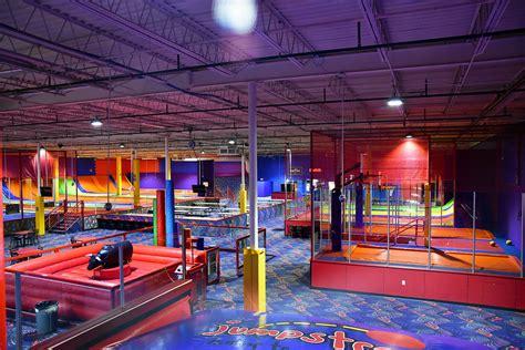 cary nc jumpstreet indoor trampoline park kids