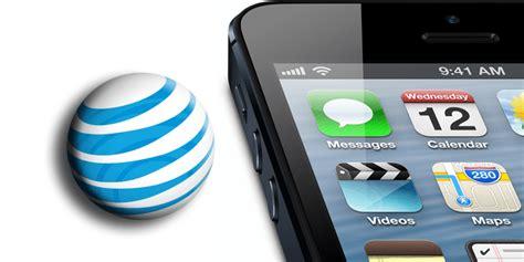 iphone 5 att unlock factory unlock contract at t iphone 5 via itunes free