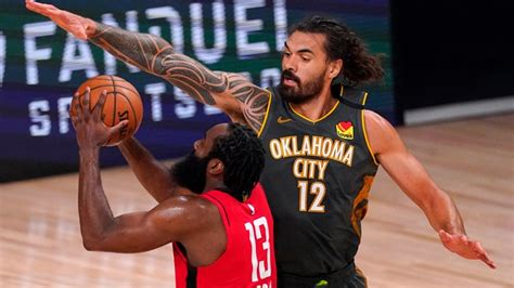 Pelicans acquire Steven Adams as part of expanded Jrue ...