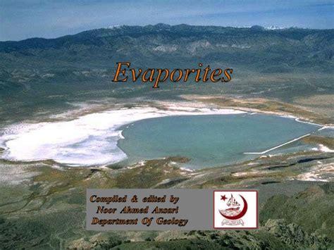 3319135112 evaporites a geological compendium evaporites