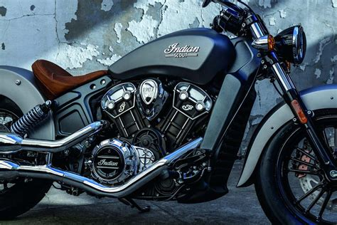 Review Indian Scout by 2015 Indian Scout Ride Review