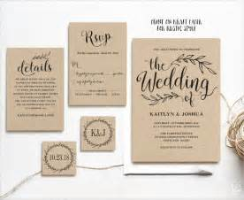 free wedding invitation sles 18 vintage wedding invitations free psd vector ai eps format free premium