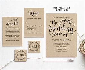 18 vintage wedding invitations free psd vector ai eps With free printable customizable wedding invitations