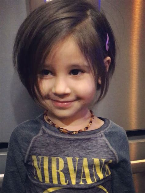 short tot hair toddler girly short hair pinterest