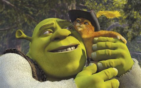 20 HD Shrek Movie Wallpapers