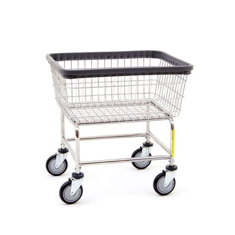 Laundry Trolley/Basket - Universal Drycleaning Solutions