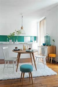 quelle couleur choisir pour une cuisine rustique With bleu turquoise avec quelle couleur 3 quelle couleur choisir pour une cuisine etroite