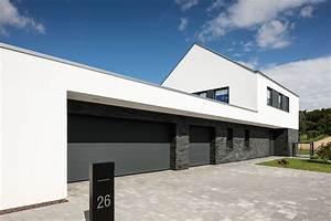 Einfamilienhaus Mit Garage : haus d dr michael flagmeyer architekten ~ Eleganceandgraceweddings.com Haus und Dekorationen