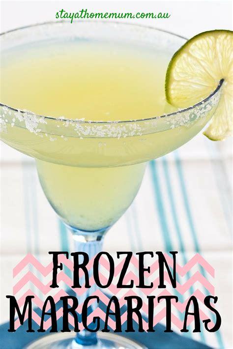 how to make margaritas how to make frozen margaritas