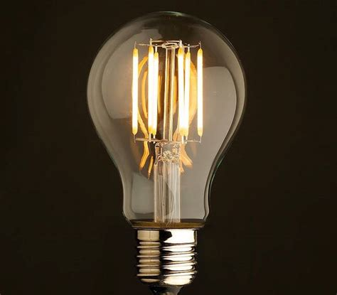 led bulbs look just like timey edison incandescents