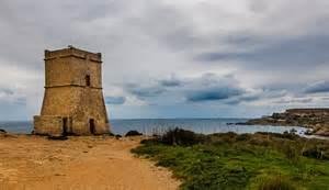 Watchtowers Golden Bay Malta Travel Past 50