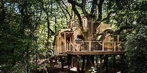 Cabane De Luxe : cette cabane dans les arbres de luxe va vous faire r ver ~ Zukunftsfamilie.com Idées de Décoration