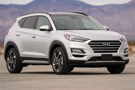 Hyundai Tucson (2019 Facelift, Tl, Third Generation, Usa