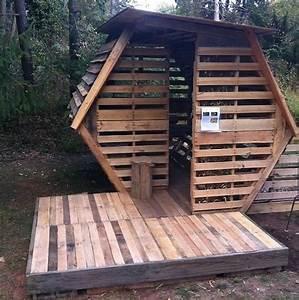 Palette Bois Pas Cher : le top des abris de jardin 45 id es design ~ Premium-room.com Idées de Décoration
