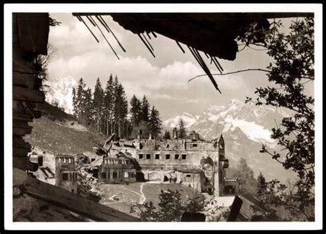 Postcard Obersalzberg Berchtesgaden, Das Hitler Haus