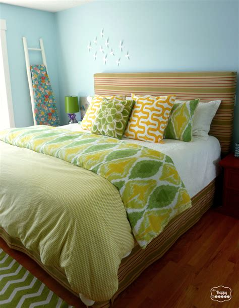 large bed pillows easy to make pillow covers by the happy housie guest post
