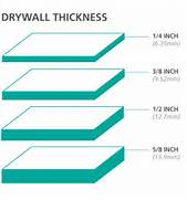 Drywall Thickness Outside Wall by The Go To Guide For Drywall Size And Thickness Williams Brothers Corp Medium
