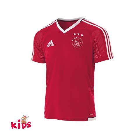 ajax training shirt kids voetbalshirtscom