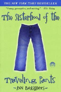 The Sisterhood Of The Traveling Pants (novel) Wikipedia