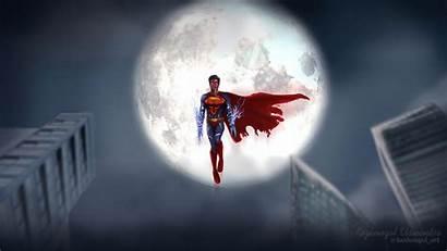 Superman 4k Wallpapers Flying Backgrounds Hdqwalls Artwork