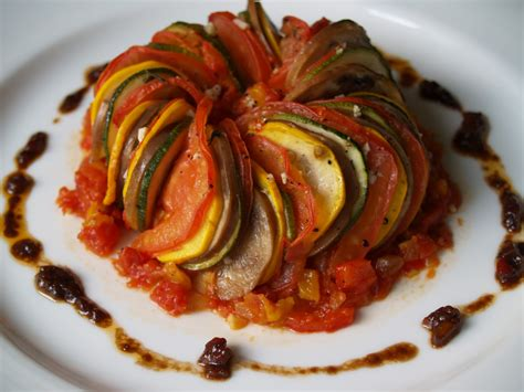 ratatouille cuisine persimmon and keller s ratatouille