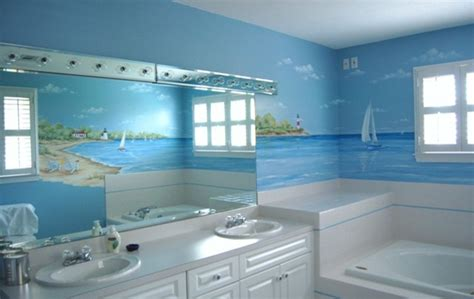 beautiful beach style bathroom design ideas